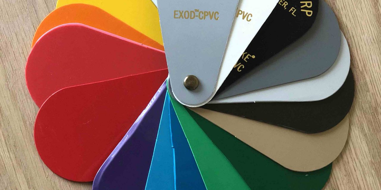 3 Reasons Every Engineer Should Specify Colored PVC Jacketing
