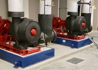 Insulated Pumps
