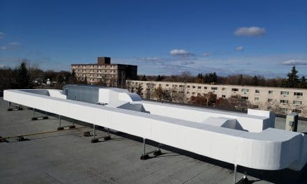 ThermoClad All-Weather Rooftop Ventilation Insulation Protection