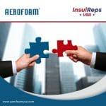 Aerofoam USA partners with Chad Rebholz of InsulReps USA